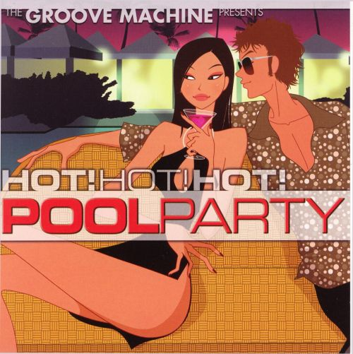 Hot Hot Hot Pool Party