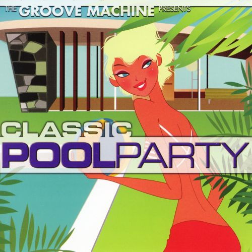 Classic Pool Party