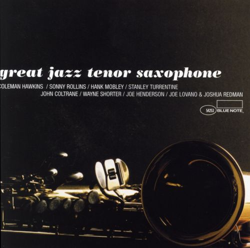 Great Jazz Tenor Saxophone