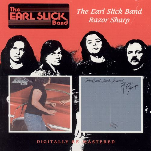 Earl Slick Band/Razor Sharp