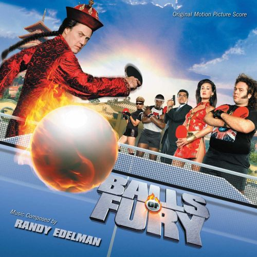 Balls of Fury [Original Motion Picture Score]