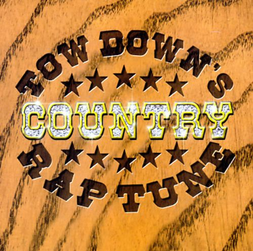Country Rap [CD5/Cassette]