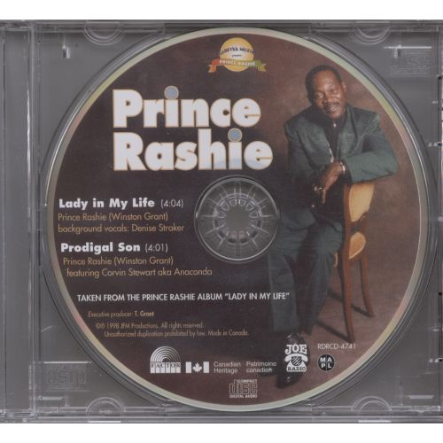 Lady in My Life [CD Single]