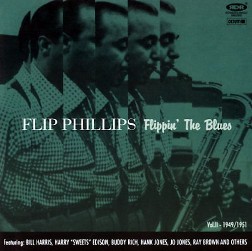 Flippin' the Blues, Vol. 2 1949-1951