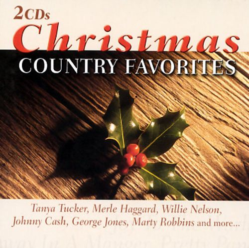 Christmas Country Favorites