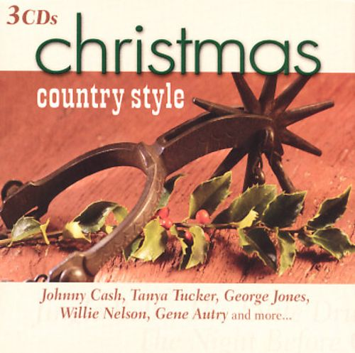 Christmas Country Style [Madacy]