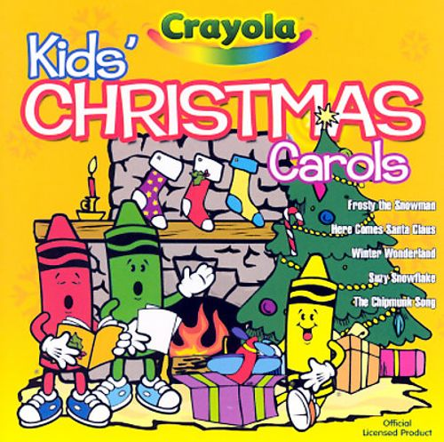 Crayola Kids Christmas Carols - Crayola Kids | Songs, Reviews ...