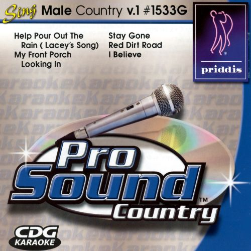Sing Male Country V.1