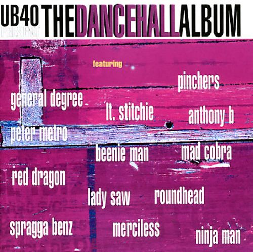 Presents the Dancehall Album