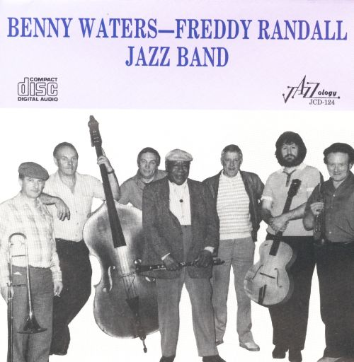 Benny Waters - Freddy Randall Jazz Band