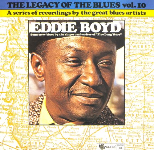 Legacy of the Blues, Vol. 10