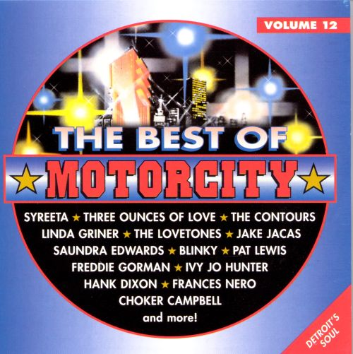 The Best of Motorcity, Vol. 12
