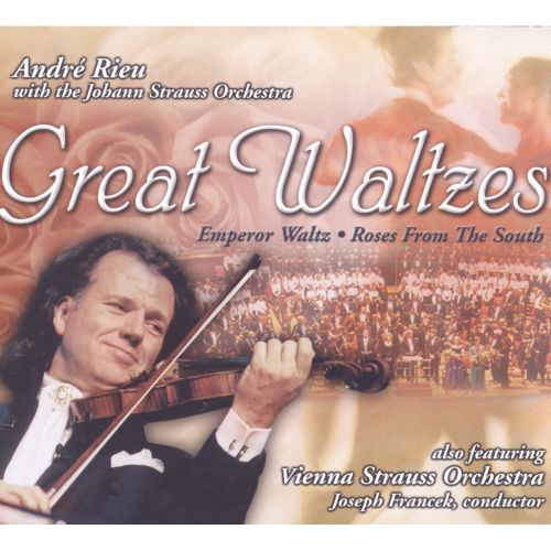 Great Waltzes: Emperor Waltz/Roses from the South