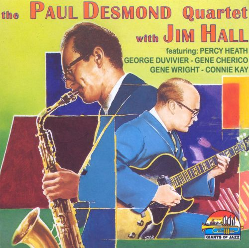 Paul Desmond Quartet - With Jim Hall