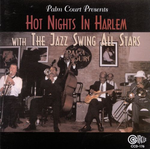 Palm Court Presents: Hot Nights in Harlem