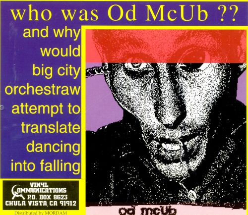 Collected Works of Od McUb