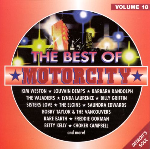 The Best of Motorcity Records, Vol. 18