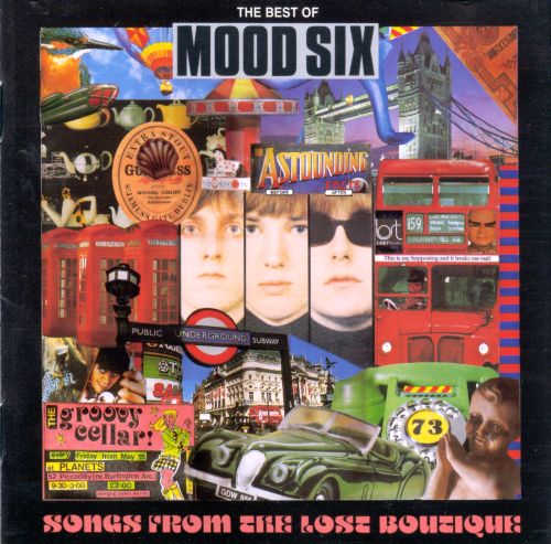 The Best of Mood Six: Songs from the Lost Boutique