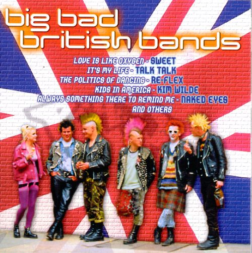 Big Bad British Bands