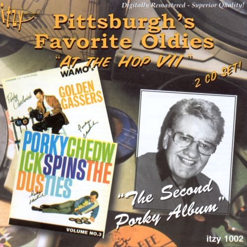 Pittsburgh's Favorite Oldies: At The Hop, Vol. 7