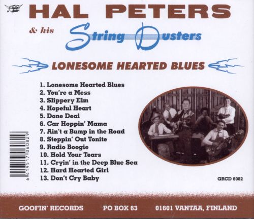Lonesome Hearted Blues
