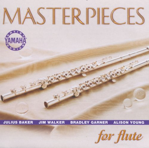 Masterpieces for Flute