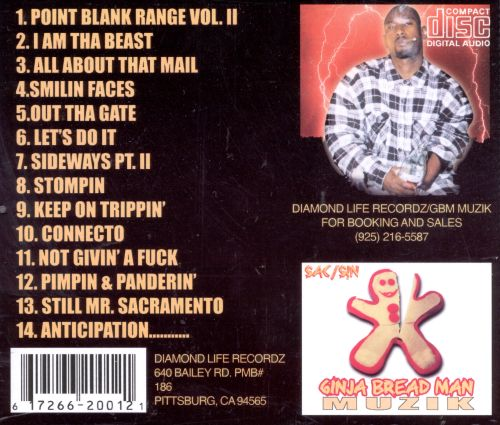 Point Blank Range/Hate Me Now, Love Me Later, Vol. 2