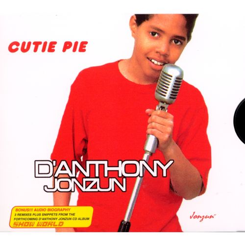 Cutie Pie/Sundae Love [CD5/Cassette Single]