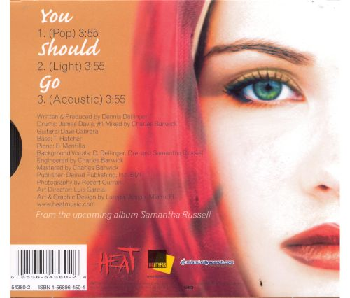 You Should Go [Hall Town CD/Cassette]