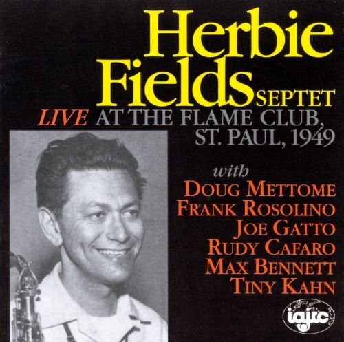Live at the Flame Club, St. Paul 1949