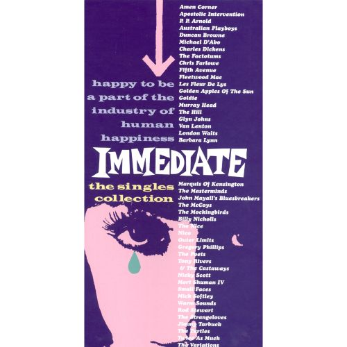 The Immediate Singles Collection [Sequel/Castle]