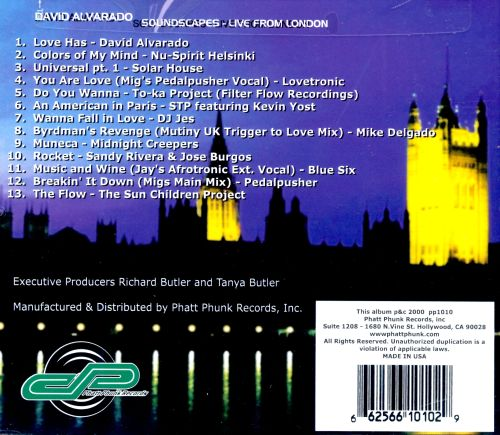 Soundscapes: Live from London