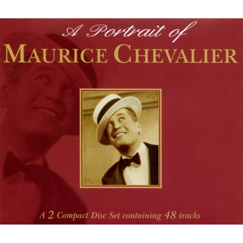 A Portrait of Maurice Chevalier