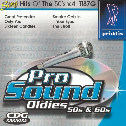 Sing Hits of the 50's Vol. 4