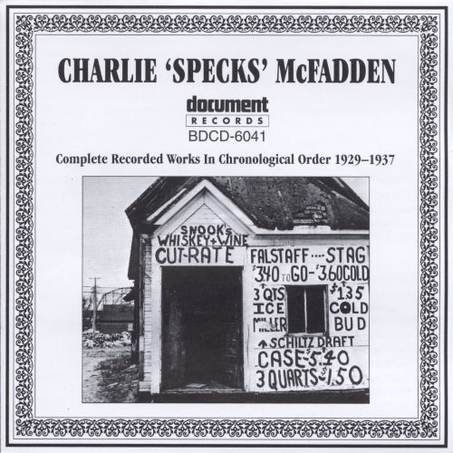 Complete Recorded Works 1929-1937