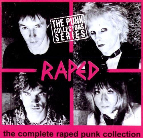 The Complete Raped Collection