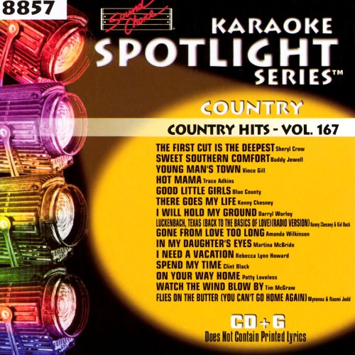 Country Hits, Vol. 167