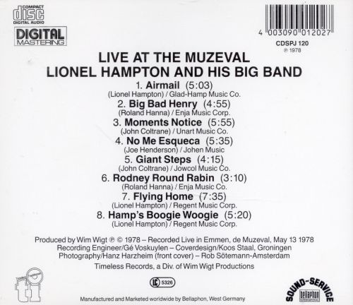 Live at the Muzeval