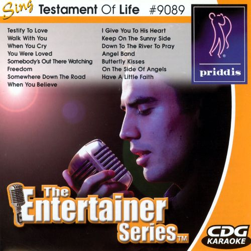Sing Testament of Life V.1
