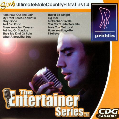 Ultimate Male Country Hits V.1