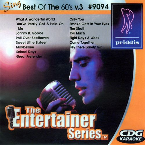 Sing Best of the 60's V.3