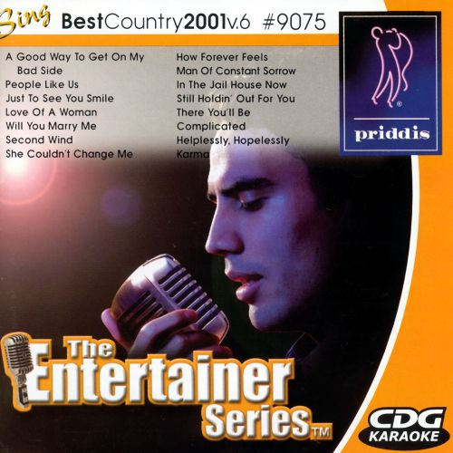 Sing Best Country 2001 V.6