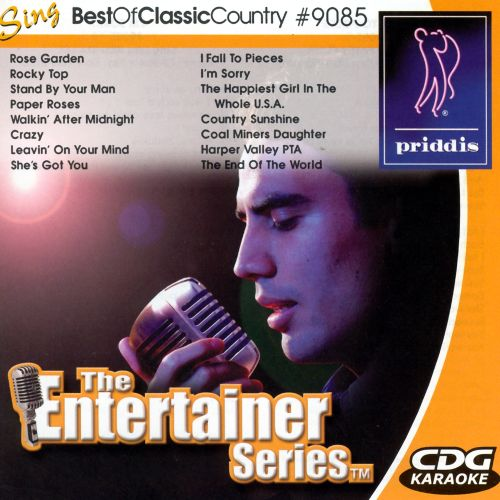 Sing Best of Classic Country