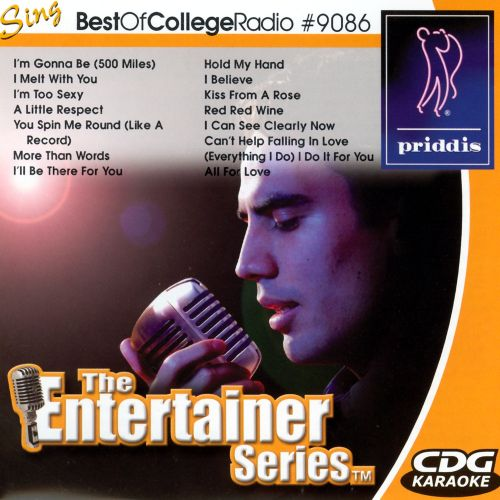 Sing Best of College Radio