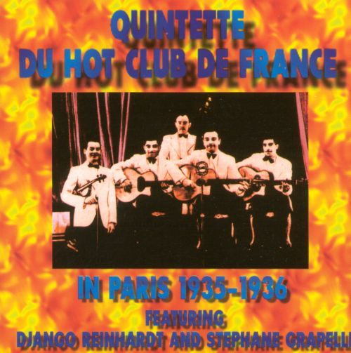 Quintette of the Hot Club of France [Old Bean]