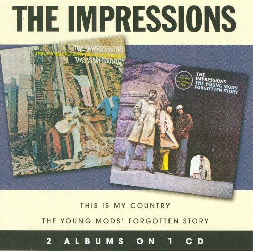 This Is My Country/The Young Mods' Forgotten Story - The