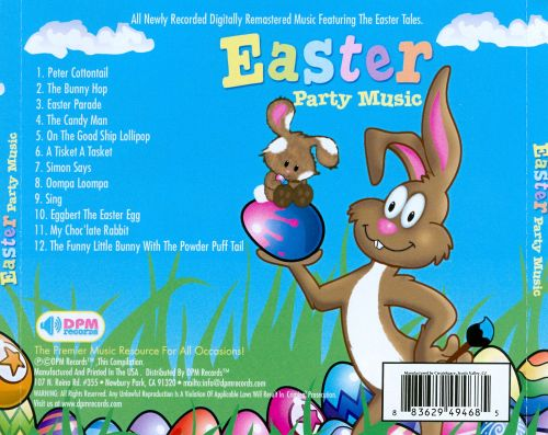 Easter Party Music