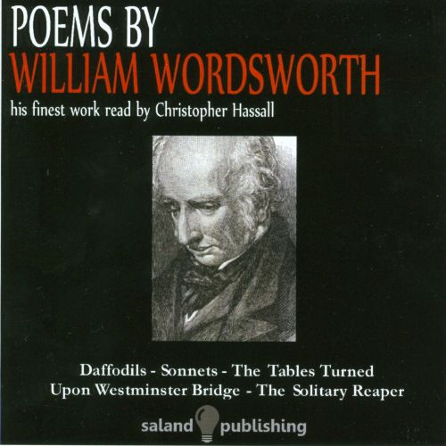 the tables turned by william wordsworth The tables turned presentation 1 william wordsworth 2 william wordsworth was born on april 7th, 1770 in cockermouth, cumberland he is con.