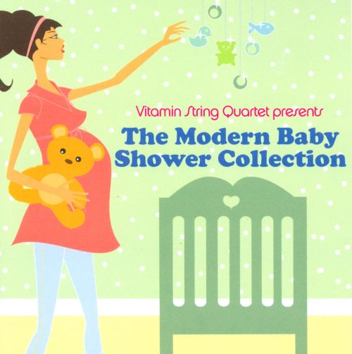 The Modern Baby Shower Collection Vitamin String Quartet Songs