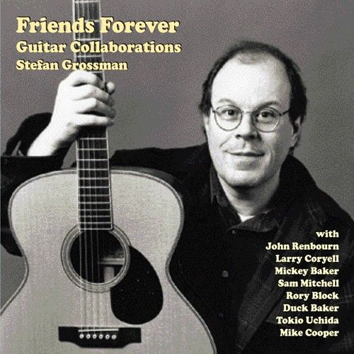 Friends Forever, Guitar Collaborations